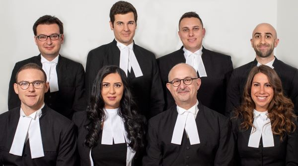 Leckers Team Link to Best Employment Lawyers in Toronto threebestrated.ca