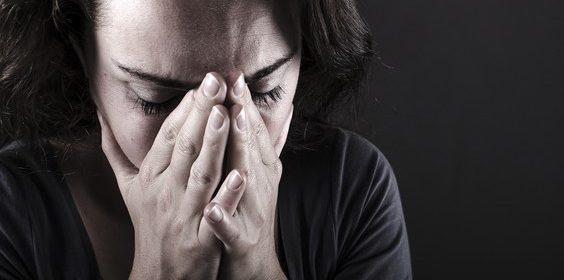 Depressed Woman | Mental Health Issues