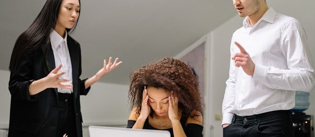 What To Do If You're Being Sexually Harassed at Work? | Lecker & Associates - Disability and Employment Lawyers Toronto